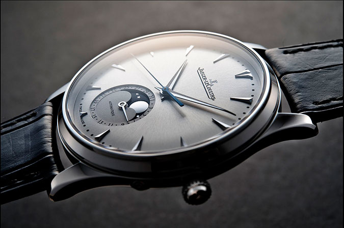 Jaeger-LeCoultre Master Ultra Thin Moon Stainless Steel (1368420)