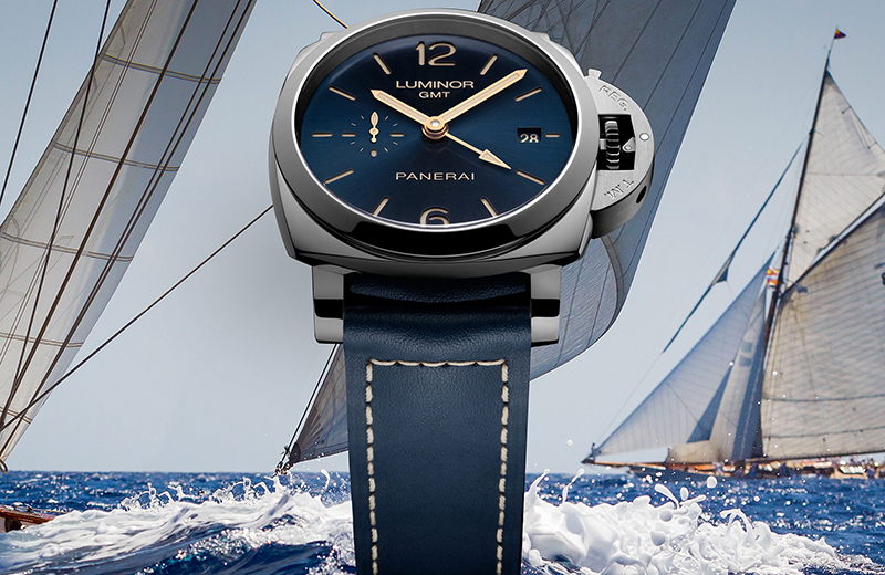 5d573fc6ce75 Panerai Blue Dial Special Edition on Luminor 1950   Radiomir 1940