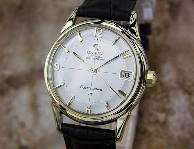 Vintage Watch: Omega Constellation 1960s Chronometer (34mm)
