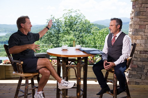 Feherty - Nick Saban Interview - The Waterfall Club