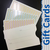 Gift cards are available at The Sweet Side.