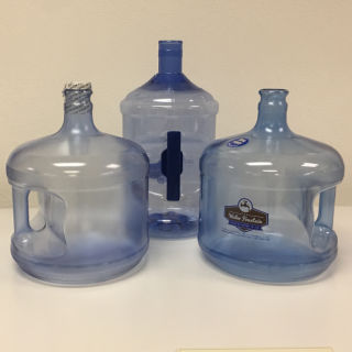 3 gallon water bottles