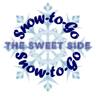 The Sweet Side Snow To Go for Snow Cones