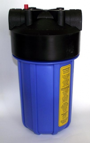 Big Blue 10 Double O Ring Water Filter Housing 1 In FN BB10HDB1