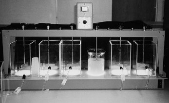 Jar Test Apparatus