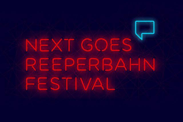 NEXT goes Reeperbahn Festival
