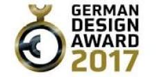 Il German Design Award verrà assegnato a febbraio 2017 a Francoforte.