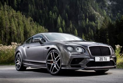 bentley nuova