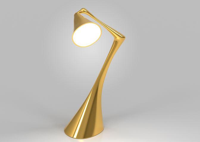 La lampada di Dialogo Studio.