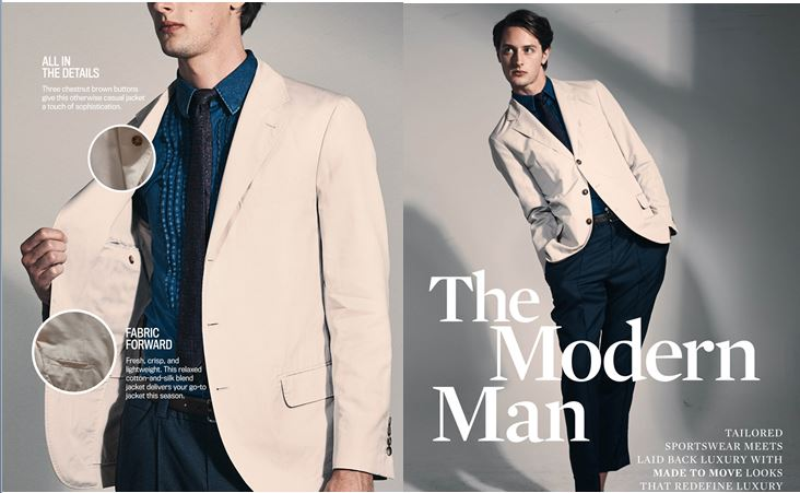 the mdoern man the way magazine