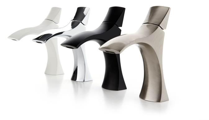 Treemme fa rubinetti di design ammirati in tutto il mondo.