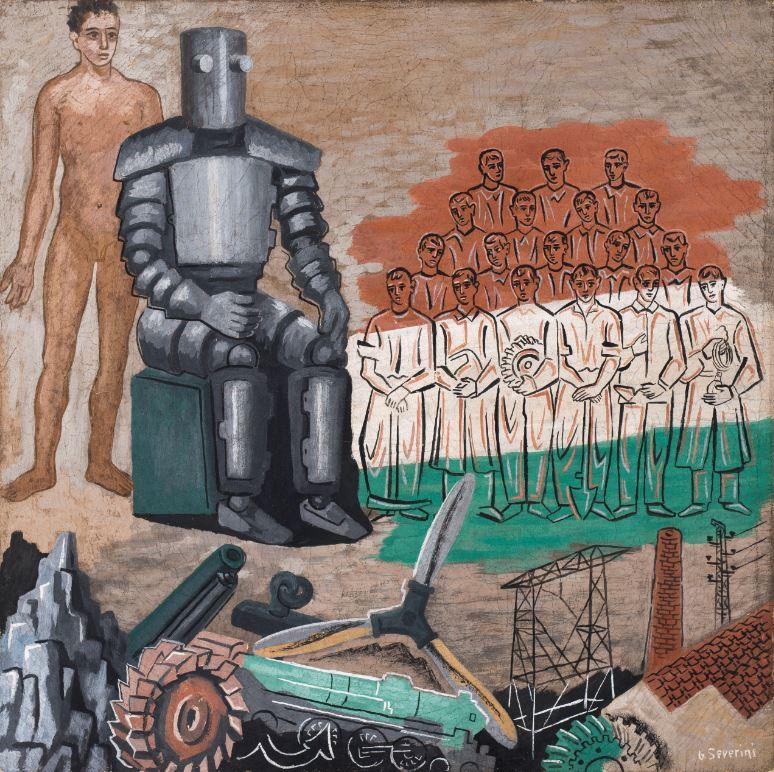 SEVERINIL'HOMME DE L'AVENIR1935