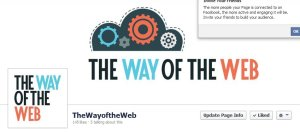 TheWayoftheWeb on Facebook