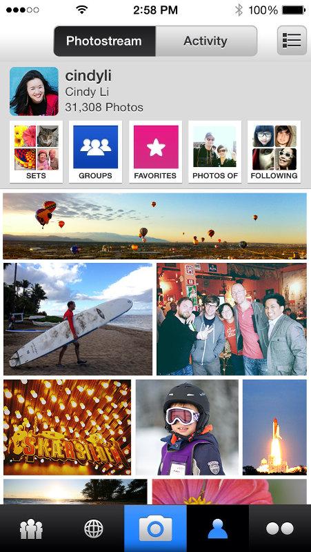 Flickr Photostream