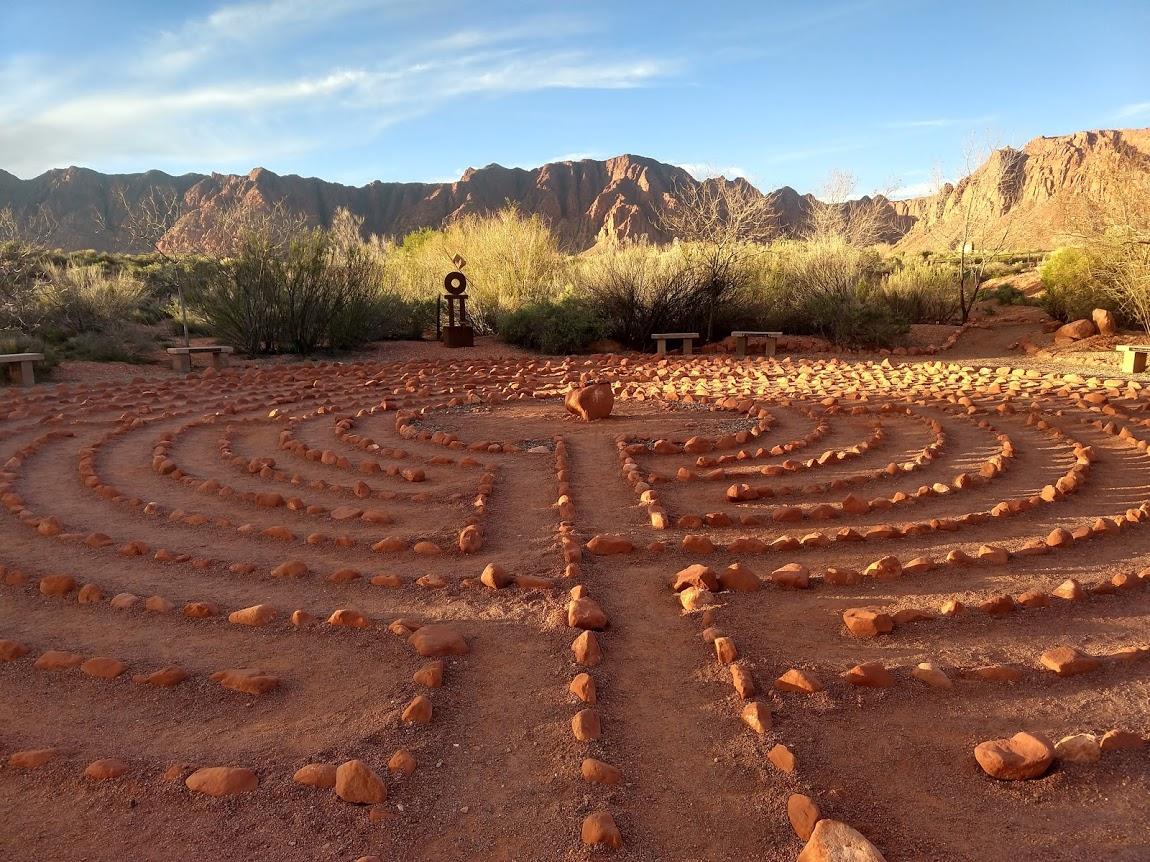 Devotion in the Desert
