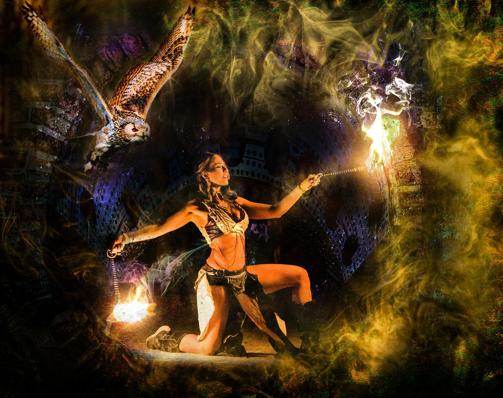 Magic of the Mystai