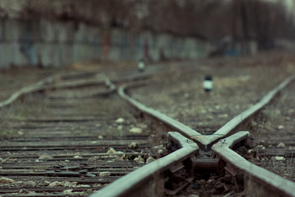 Railroad Crossroads, Wikimedia
