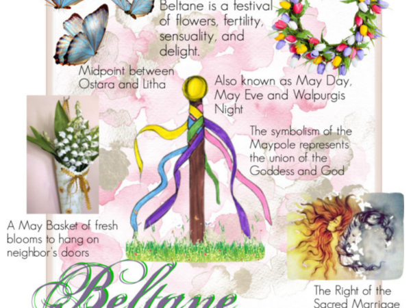 Celebrate Beltane Your Way
