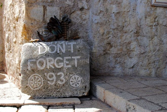 Don't Forget '93: Memorial to the Yugoslavian Civil War