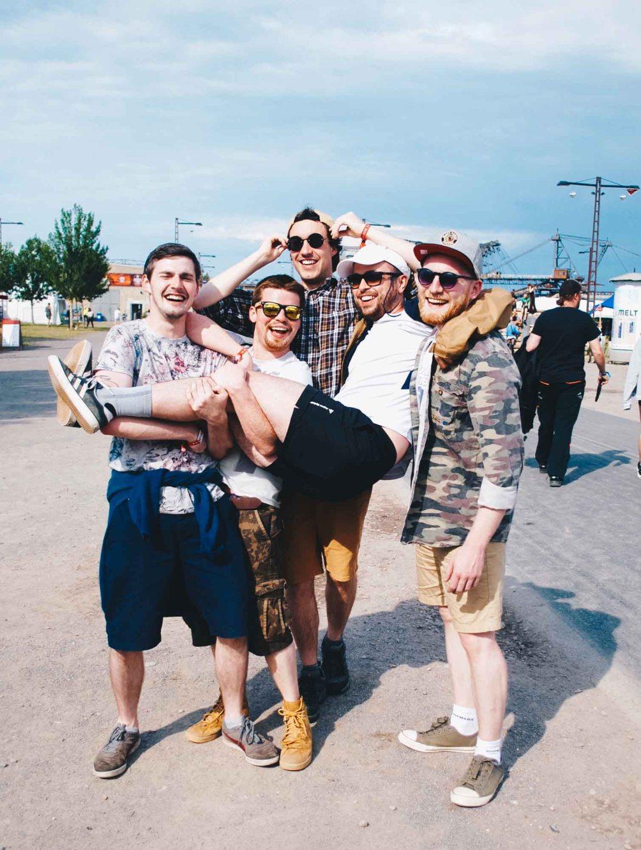 Melt Festival-Germany-The Wayward Walrus -1
