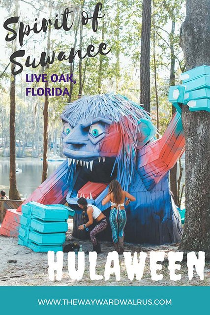 Spirit of Suwannee Hulaween: Music Festival Review