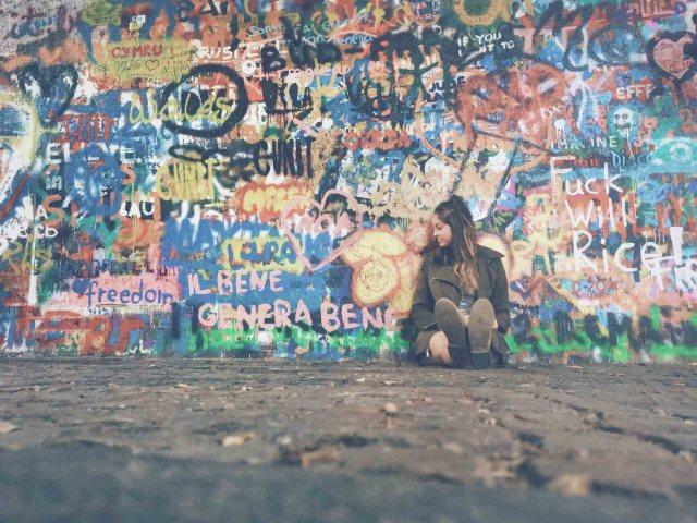 John Lennon Wall Prague Travel Guide