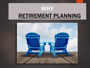 Why Retirement Planning - Infographic
