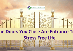 5 Doors That You Close On Good Advice