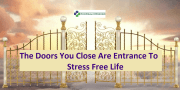 5 Doors That You Close On Good Advise