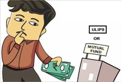 Mutual Funds Vs ULIPS
