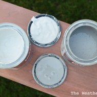 Painting Furniture with Benjamin Moore Satin Impervo