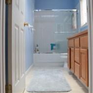 One Room Challenge? – Guest Bathroom Makeover Week 1
