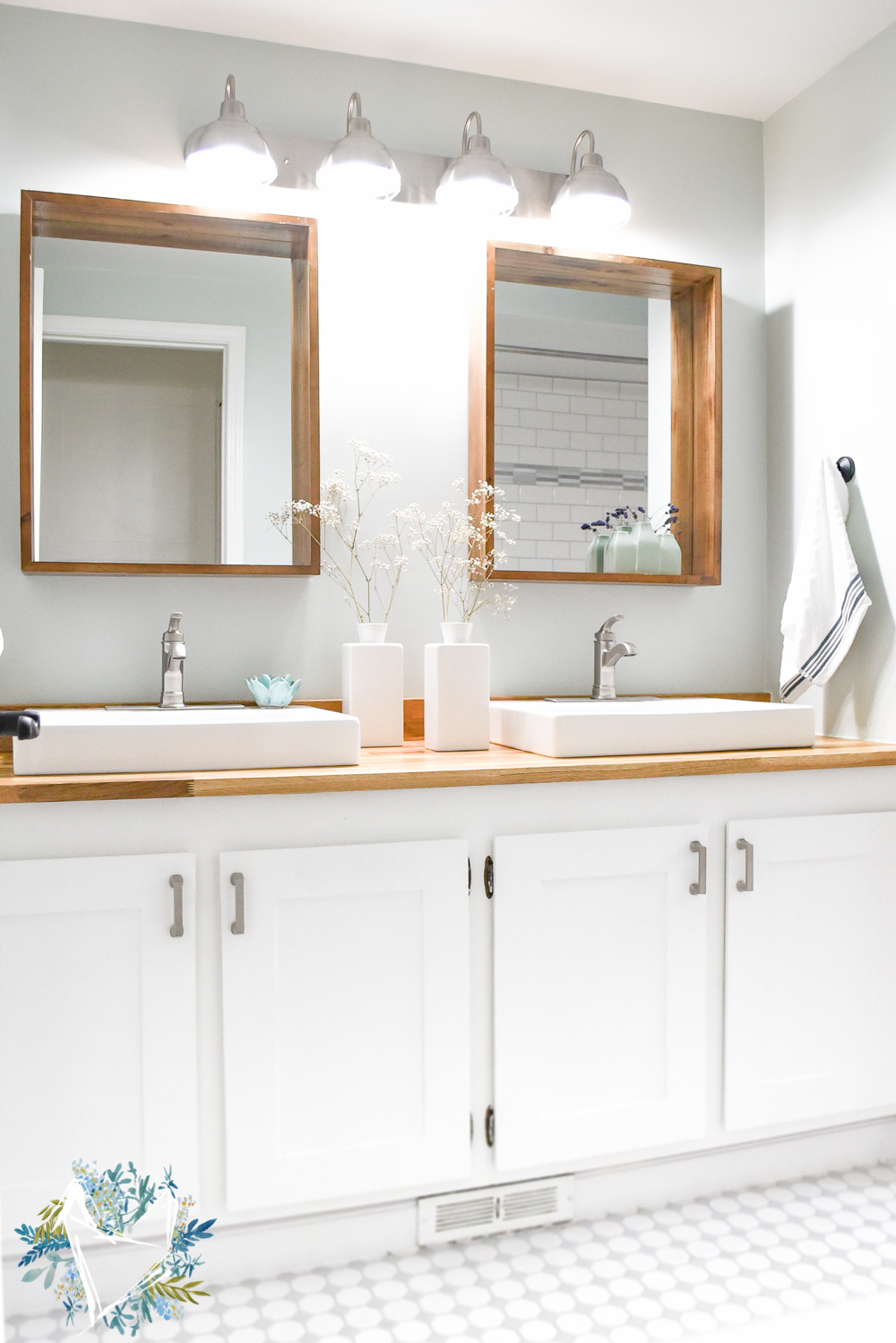 These Tips For Renovating A Bathroom Will Save You ... on Bathroom Ideas Modern Farmhouse  id=91314