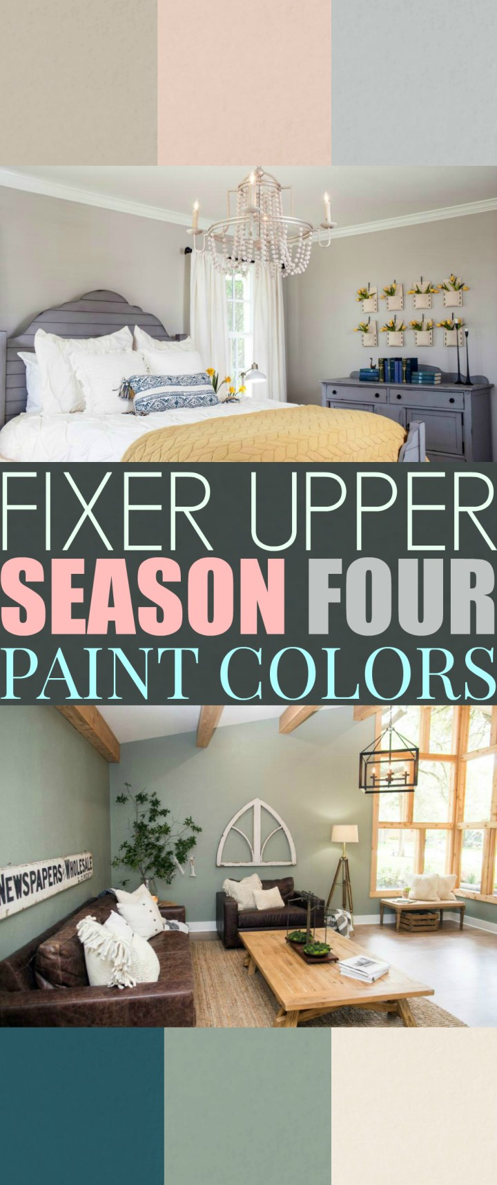 Paint Color In Joanna Gaines Master Bedroom