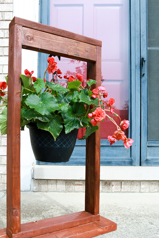 DIY Patio Decor Ideas to Spruce Up Your Exterior - The ... on Hanging Plant Stand Ideas  id=70797