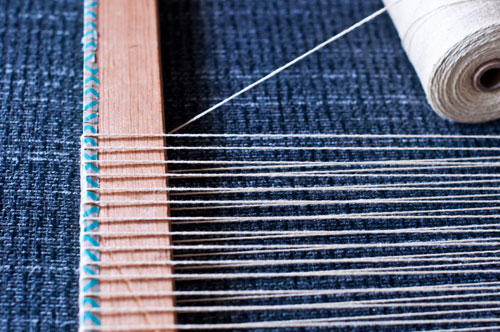 Beginner S Guide To Weaving The Weaving Loom