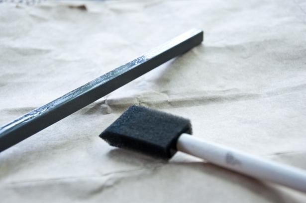 Embellishing Dowel Rods | The Weaving Loom