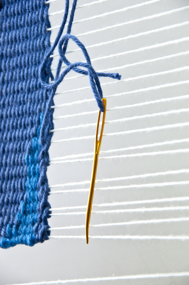 Weaving Tools || The Tapestry Needle | The Weaving Loom