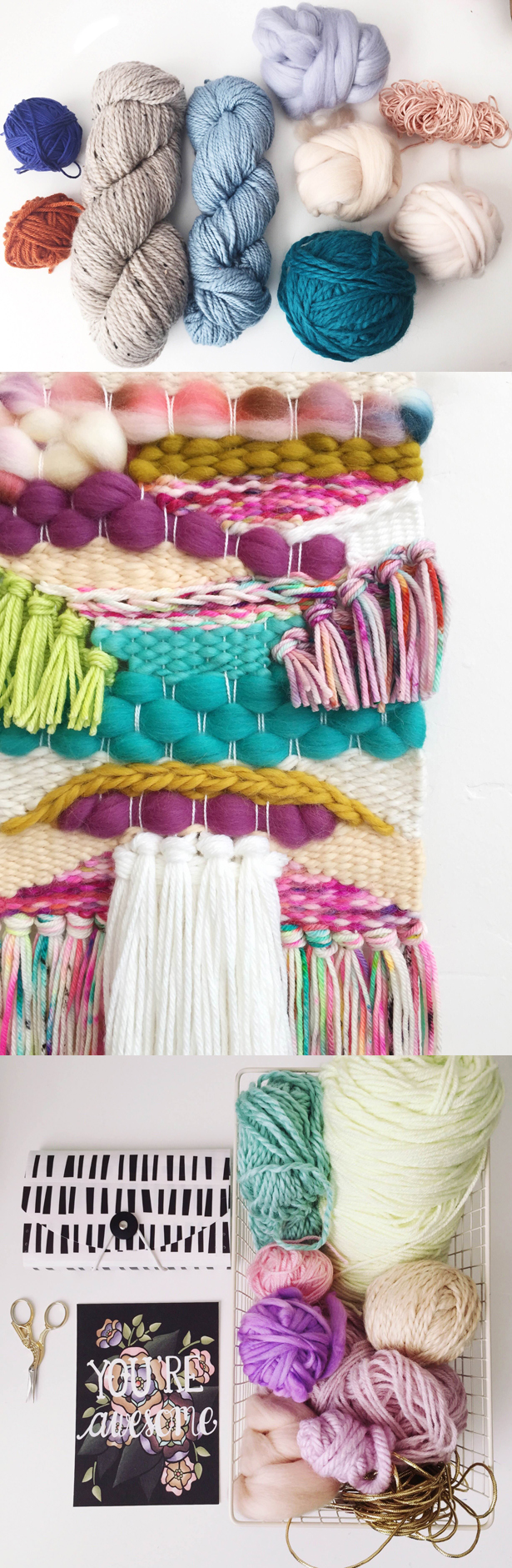 Talking Colors with Wild Plum Co |The Weaving Loom