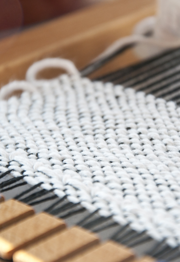 Double Warp Weave Update| The Weaving Loom