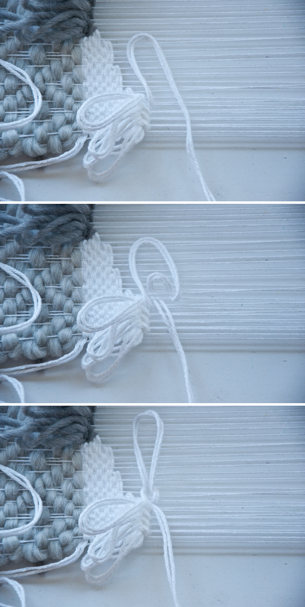 Rya Loops | The Weaving Loom