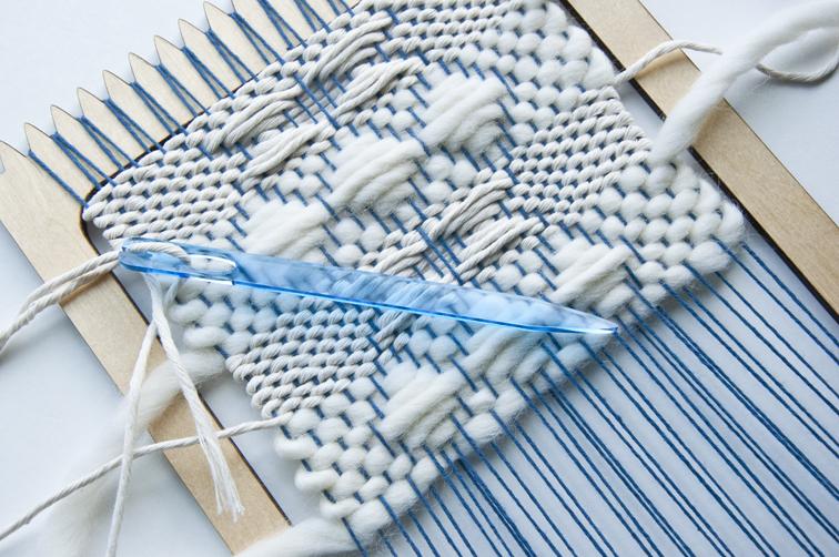 Basket Weaving Tools Beginners : Beginner s guide to weaving the loom