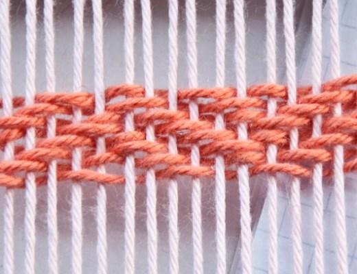 Herringbone Weave | The Weaving Loom