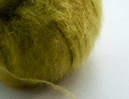 Weaving with Mohair Part 1 | The Weaving Loom