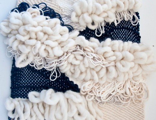 The Weaving Loom textured weave