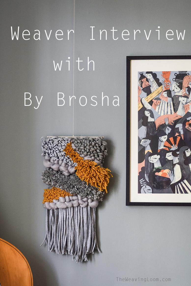 Weaver Interview with By Brosha