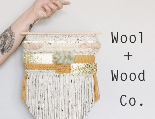 Weaver Interview || Wool + Wood Co