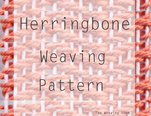 Herringbone Weaving Pattern