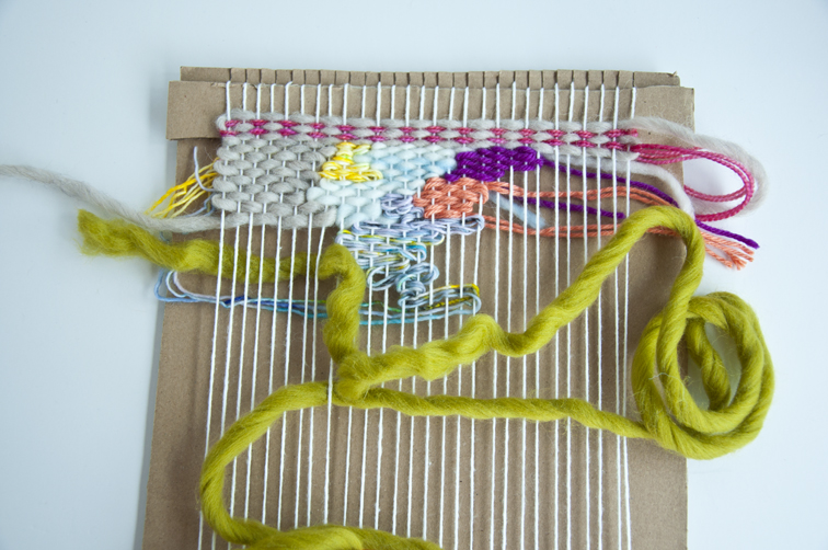 Answers to weaving questions