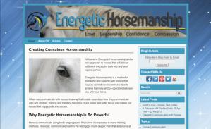 Energetic Horsemanship